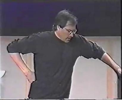 Marketing Genius; Steve Jobs 1997 Presentation