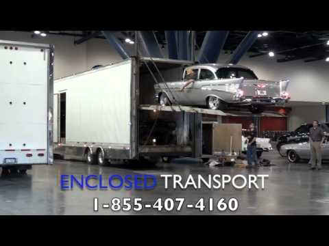 N-Motion Auto Transport - AutoRama Enclosed auto hauling & Vehicle Transport Company