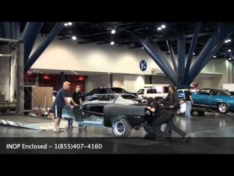 N-Motion Auto Transport - AutoRama INOP Auto Transport & Classic car transport