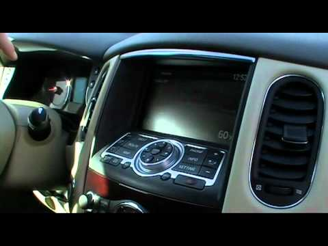 NJ Infiniti | Ken Beam shows 2008 EX35 at Douglas Infiniti in Summit New Jersey
