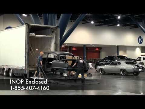 N-Motion Auto Transport - AutoRama Enclosed auto mover & Affordable auto transport