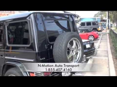 Wine & Rides - N-Motion Auto Transport - Car Shipping and exotic vehicle shipping company