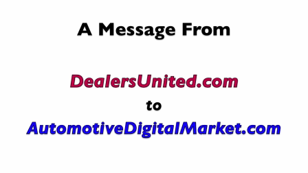 Dealers United Welcome to ADM Professional Community Members by Jesse Biter