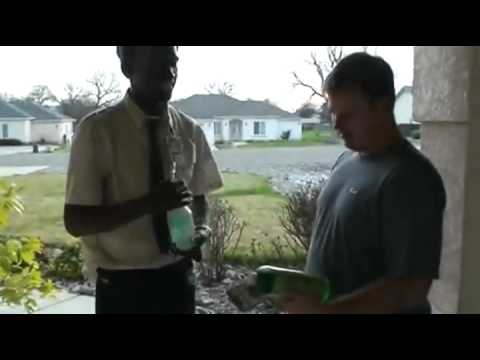 The Best Door To Door Salesman Comedian Ever