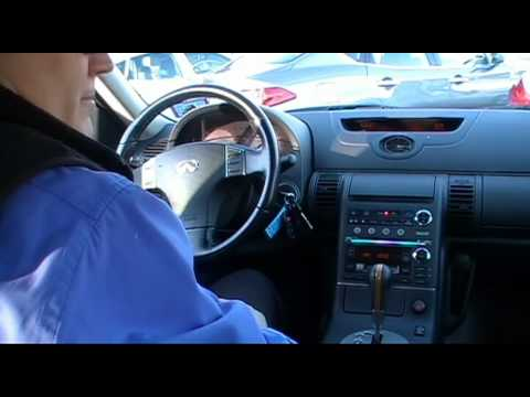 Watch Ken Beam Show-n-Tell you all bout this 2004 Infiniti G35X at Douglas Infiniti in Summit NJ
