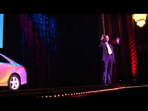 Dennis Galbraith Keynote at 2012 DMSC in Las Vegas