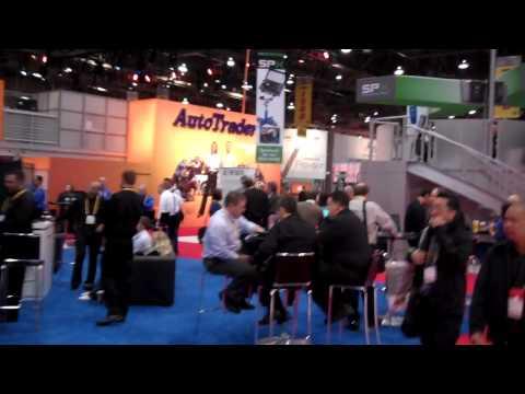 NADA 2012 Show floor walk-through 1