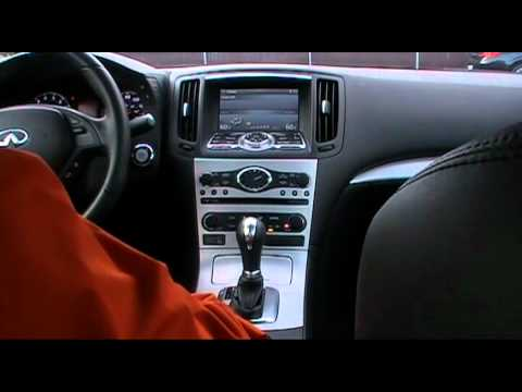 NJ Infiniti | Ken Beam shows 2009 G37X Coupe at Douglas Infiniti in Summit New Jersey