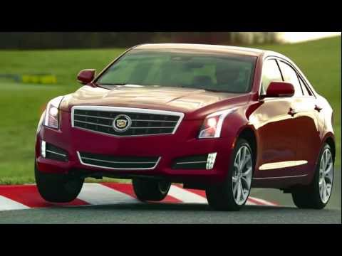 Cadillac ATS Green Hell Super Bowl XLVI Commercial