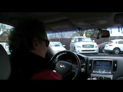 New Jersey Infiniti - G37X walk around by Ken Beam at Douglas Infiniti - Summit NJ