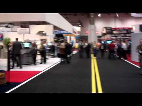 NADA 2012 Show floor walk-through 2