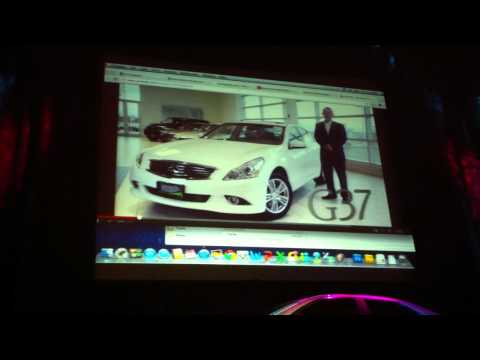 2012 DMSC Brian Pasch Video Vehicle Presentation Award Las Vegas