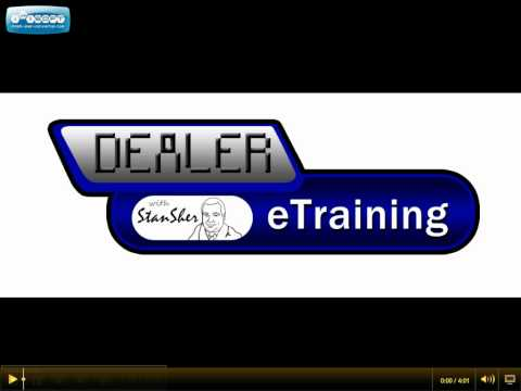 Dealer eTraining BDC Phone Training - Appointment