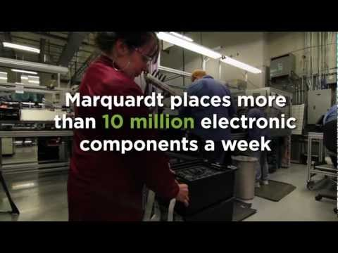 Auto Alliance Video: Margaret Jackson - Production Planner/Buyer --Marquardt Switches -- Cazenovia, NY