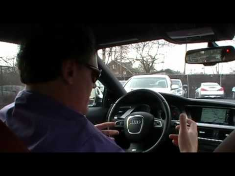 NJ Audi - Audi S5 Coupe walk around by Ken Beam at Douglas Infiniti - Summit NJ