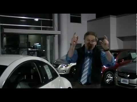 NJ VW - VW Nights under the Lights with Ken Beam at Douglas Volkswagen - 2009 VW Beetle Reviewed!