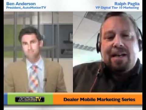 Mobile Marketing Series: Ralph Paglia Interview by Ben Anderson