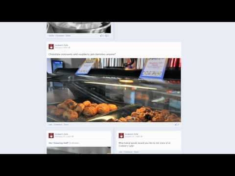 Facebook - Customizing How Your Page Looks 4