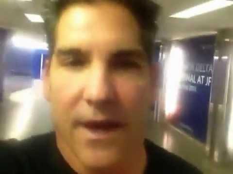 Business Expert Grant Cardone Shaken Delta1063