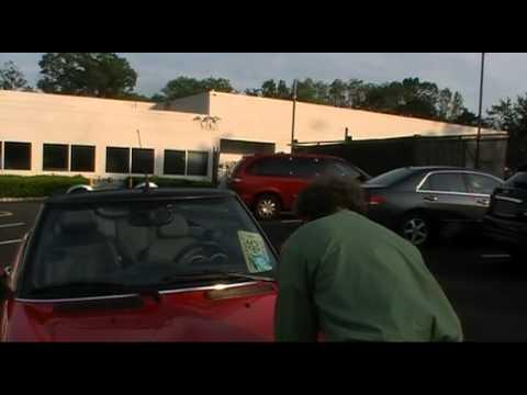Morristown NJ | Mini Cooper | Ken Beam shows gorgeous Convertible Mini Cooper at Douglas Infiniti
