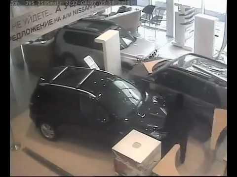 Dissatisfied Car Buyer in Russia