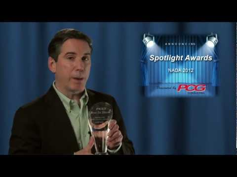 2012 Spotlight Award Winners from NADA Convention