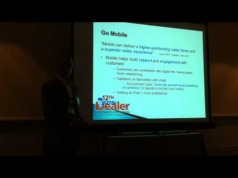 Intellacar Mobile Marketing Presentation at Digital Dealer Conference - Jim Hughes (14)