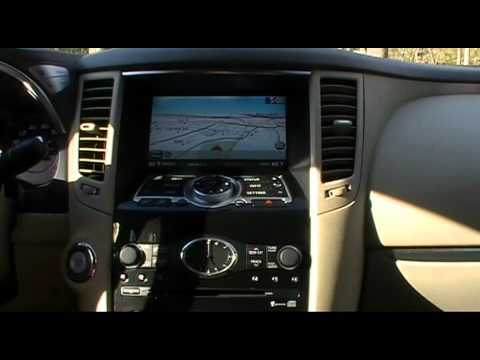 NJ Infiniti - Infiniti FX35 walk around by Ken Beam at Douglas Infiniti - Summit NJ