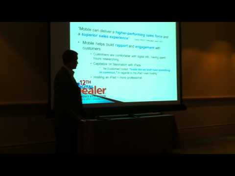 Intellacar Mobile Marketing Presentation at Digital Dealer Conference - Jim Hughes (16)
