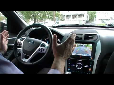 NJ Ford Explorer| Ken Beam shows 2011 Ford Explorer Limited  at Douglas Infiniti in Summit NJ | NJ Ford