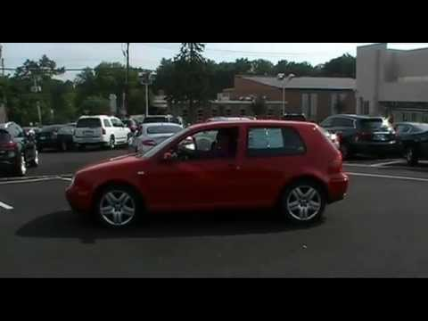 Used GTI NJ | NJ VW GTI | Ken Beam shows 2003 VW GTI at Douglas Volkswagen in Summit NJ