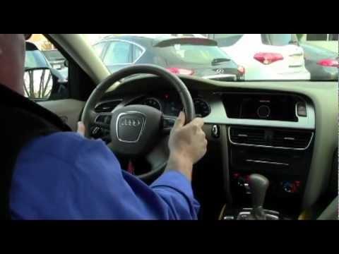 NJ Audi | Ken Beam shows 2010 Audi A4 at Douglas Infiniti in Summit NJ | 2010 Audi A4 New Jersey