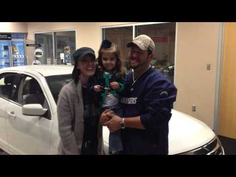 Long McArthur Ford Very Satisfied Customer Buys A 2011 Ford Fusion-Salina,KS!!