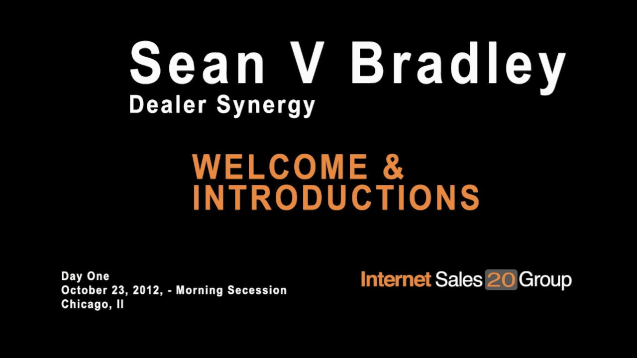 Blind Phone Sales Trainer, LA Williams Opens Up The Internet Sales 20 Group In Chicago