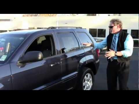 Summit NJ Jeep | Ken Beam shows 2008 Jeep Grand Cherokee Laredo at Douglas Infiniti in Summit NJ