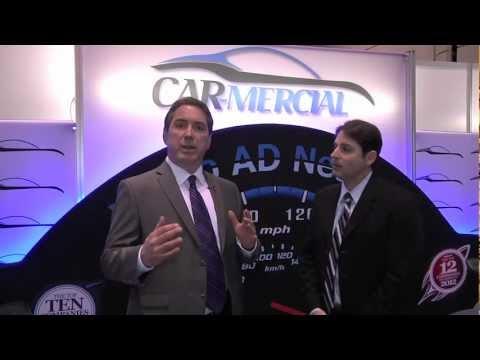 Inside Look at Car-Mercial's Video Ad Network at NADA 2013 | PCG Spotlight Award Winner