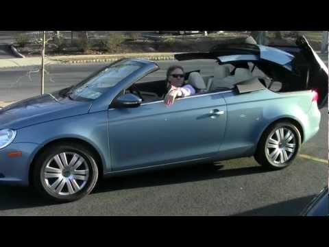 VW EOS Komfort Union NJ | Ken Beam shows Volkswagen EOS at Douglas VW in Summit NJ | NJ VW EOS