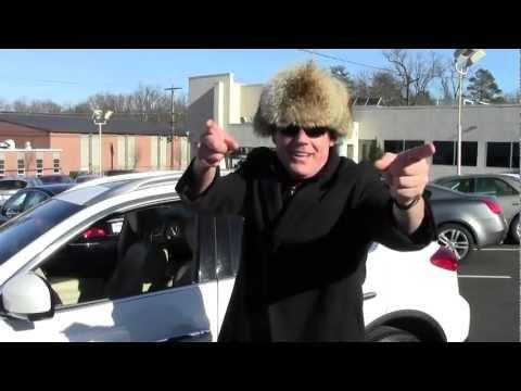 Infiniti EX35 Denville NJ | Ken Beam shows EX35 at Douglas Infiniti in Summit NJ | NJ EX35 Denville