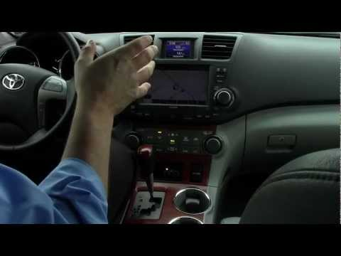 Morristown NJ Toyota | Ken Beam shows Toyota Highlander at Douglas Infiniti in Summit NJ | NJ Toyota