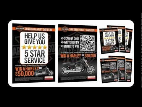 Business Rater Testimony How To Improve Online Reviews and Reputation By San Diego Harley-Davidson