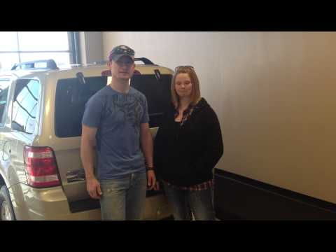Long McArthur Ford-Customer In Service Dept. Across The Street Walks Over And Buys 2011 Ford Escape!