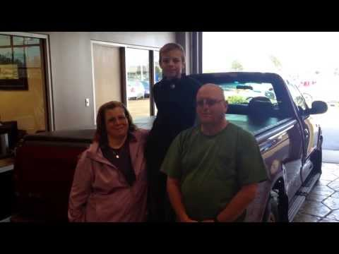 Long McArthur Ford-Very Satisfied Customer Buys 2001 Ford F-150-Five Star Review-Salina KS 67401