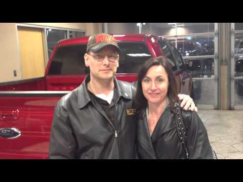 Long McArthur Ford-The Reinking Family 5 Star Review On Their Purchase Of A 2010 Ford F-150!!