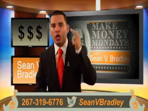 Make Money Mondays With Sean V. Bradley - Automotive Sales - Showroom - New Hires