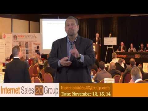 Automotive Digital Marketing (ADM) 's Ralph Paglia Reviews The Internet Sales 20 Group