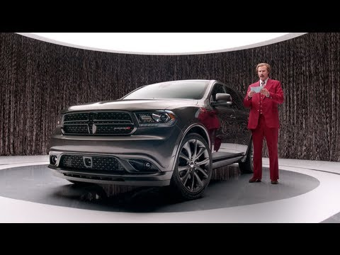 "Dodge Durango | Ron Burgundy | ""Ride"""