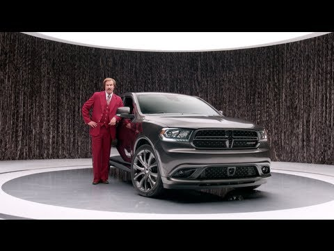 "Dodge Durango | Ron Burgundy | ""Gumball Machine"""