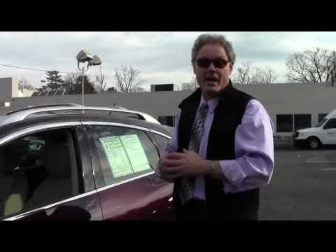 Certified Pre-Owned Infiniti EX35 Denville NJ | Ken Beam shows EX35 at Douglas Infiniti in Summit NJ
