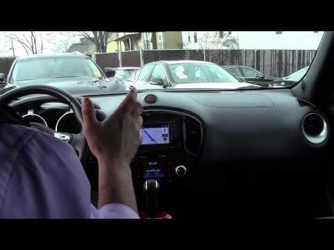 Used Nissan Juke Denville NJ   Ken Beam shows Nissan Juke SL at Douglas Infiniti in Summit NJ