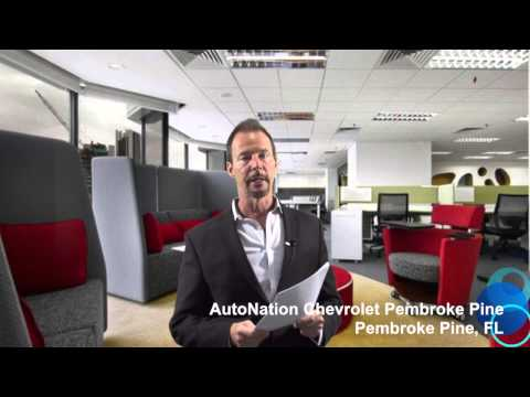 Automotive Service Advisors - AutoNation Chevrolet Pembroke PinesPembroke Pines, FL